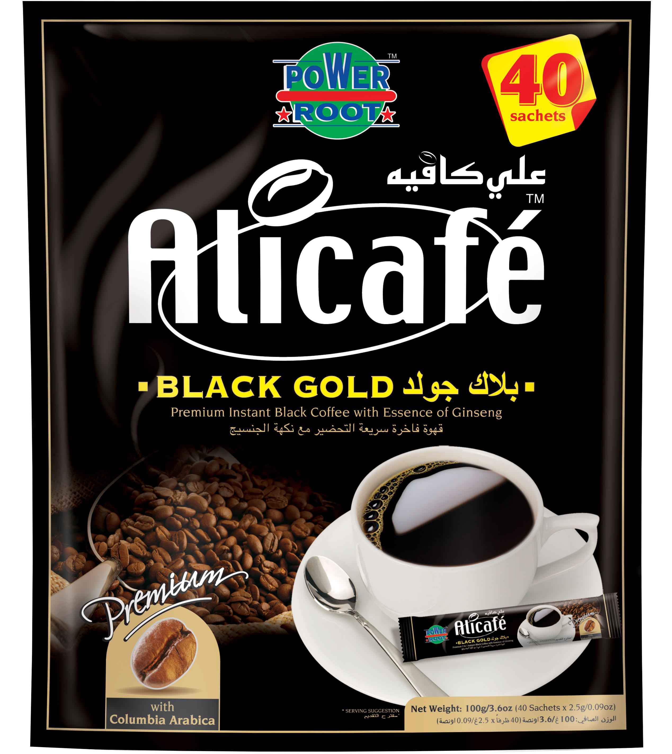 Alicafé Black Gold